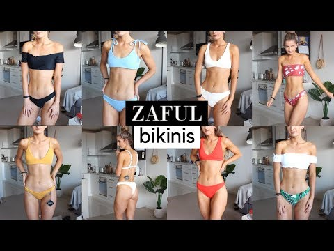 $200 ZAFUL BIKINI TRY ON HAUL | Is It Worth It?
