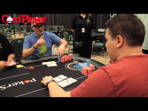 Shaun Deeb Wins 2014 PokerStars Caribbean Adventure Open Face Chinese Event