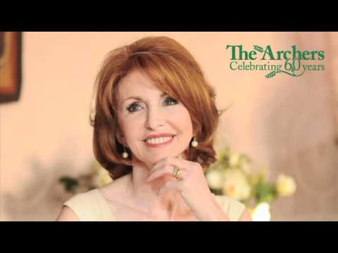 Jane Asher explains her addiction to The Archers