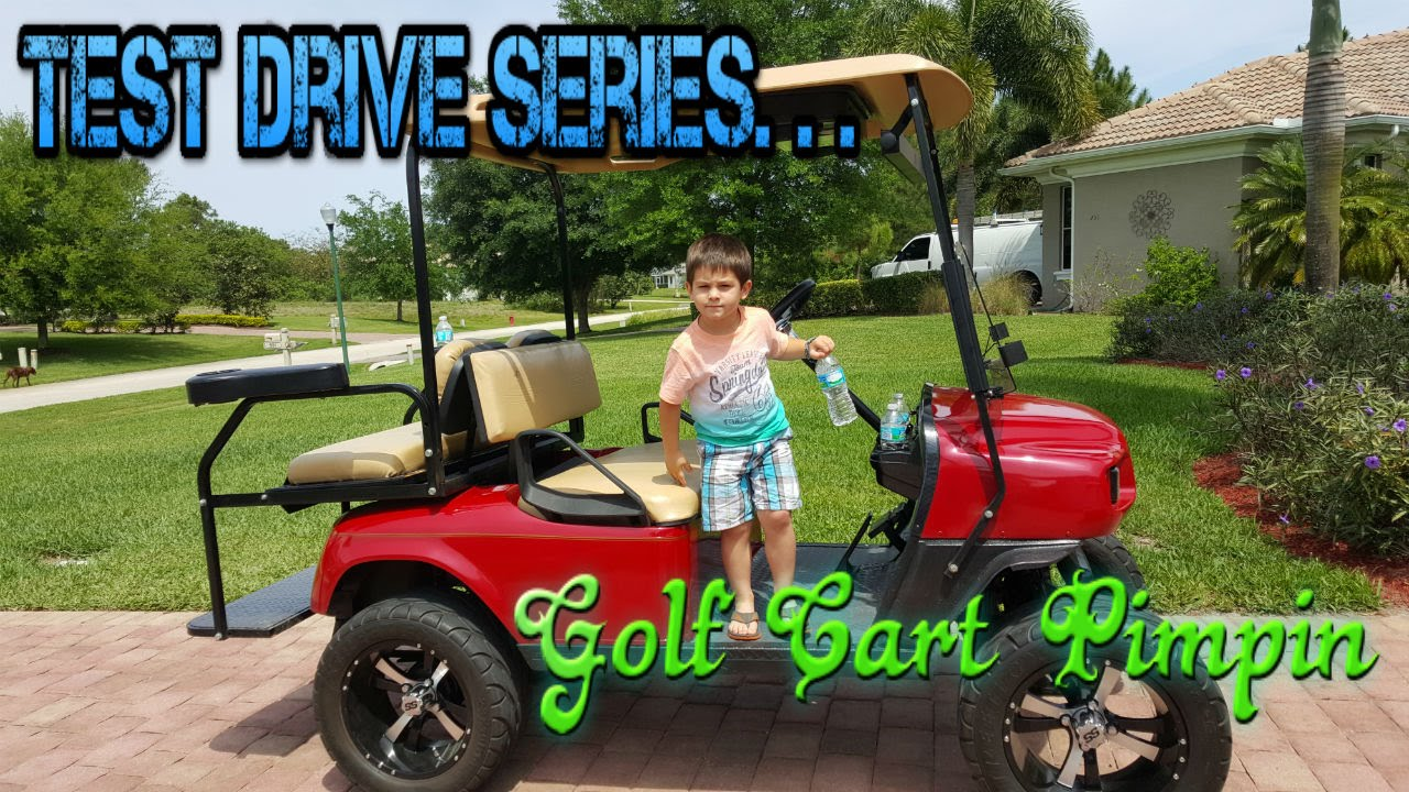 Test Drive Series: Golf Cart Neighborhood Tour - YouTube on golf cart classifieds, golf cart library, golf cart events, golf cart safety tips, golf cart security, golf cart sports, golf cart transportation, golf cart history, golf cart parking, golf cart traffic, golf cart schools, golf cart police,