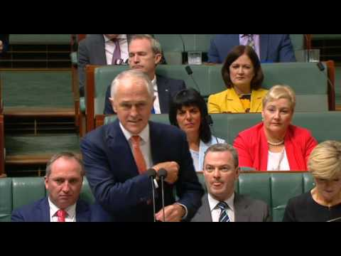 House Question Time 28 February 2017