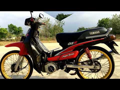 Yamaha Alfa Modifikasi