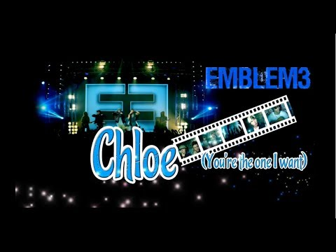 Emblem 3 Chloe Official Music Video) with Lyrics (Facebook Link)