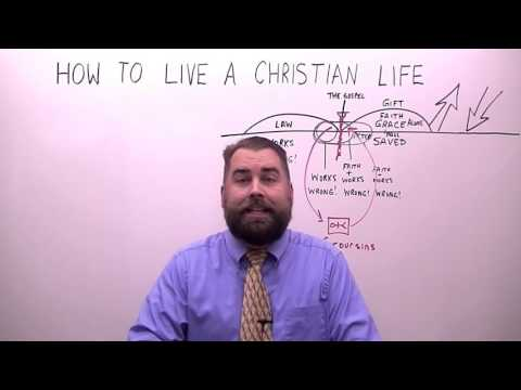 How to Live a Christian Life