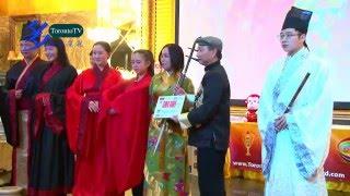 TCMA Award Gala  20160115 華媒獎頒獎晚宴- Dance Performance