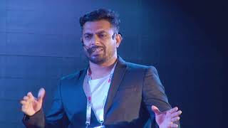 A Journey behind success   Kiran Jopale   TEDxMITE