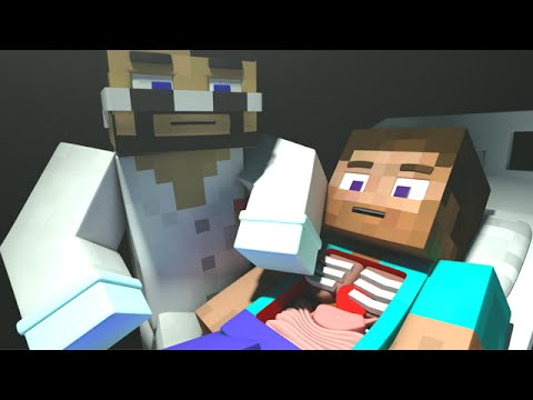 HOW TO BE A SURGEON (Minecraft Animation)