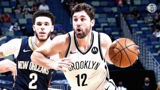 Joe Harris Highlights | 24 Points vs. New Orleans Pelicans