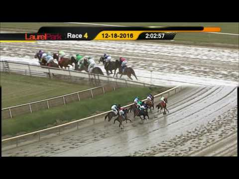 laurel park 12 18 16 replay show