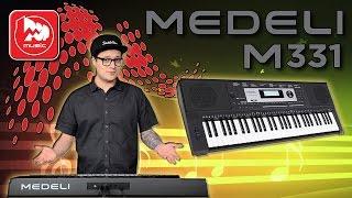 MEDELI M331 - синтезатор с активной клавиатурой
