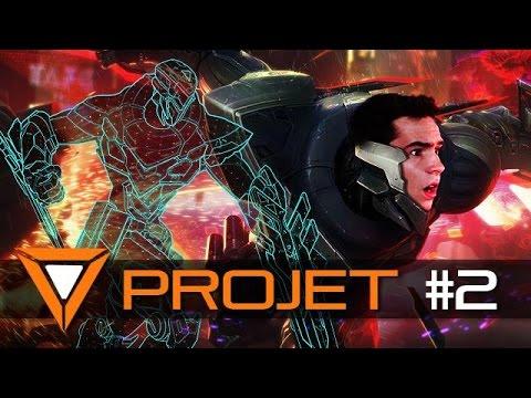 Event Riot : Team Project vs Team Arcade #2