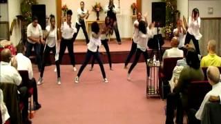 SCC Youth Dance   D  Haddon Church Rock 040316