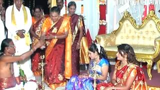 Cinematic SP Indian Wedding  (Engagement Ceremony Uma Devi engaged Vel Murugan 25-05-2013)