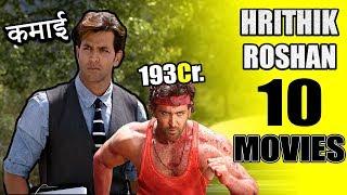 Top 10 Movies of Hrithik Roshan (Hindi)