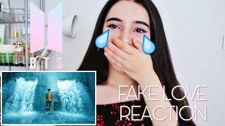 BTS - FAKE LOVE [REACTION] 😍