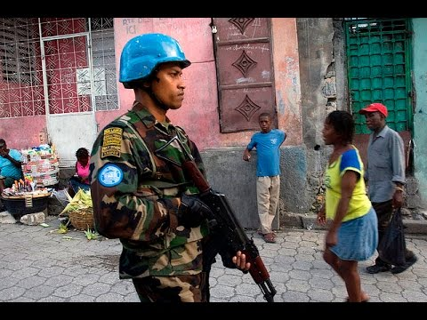 From MINUSTAH to MINUJUST (The UN refuses to leave the Haitian Soil)