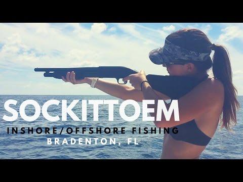 Fishing in Bradenton, FL |ft. Jessica Jae & Kimmie Hoff