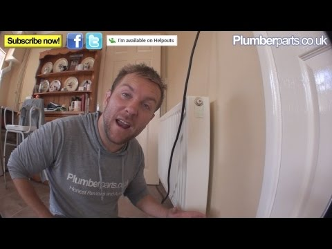 HOW TO FILL UP HEATING SYSTEMS - GRAVITY FED - Plumbing Tips - YouTube