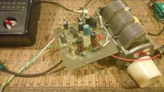 видео Коротковолновый приемник прямого усиления » Радиолюбительский портал