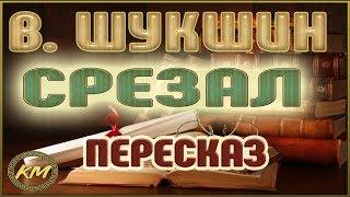 СРЕЗАЛ. Василий Шукшин