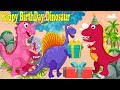 Happy Birthday The Good Dinosaur | Dinosaurs Cartoons for Children by Nursery Rhymes & Kids Songs