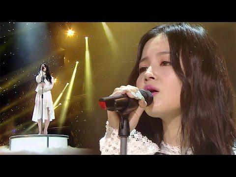 《Emotional》 LEE HI(이하이) - BREATHE(한숨) @인기가요 Inkigayo 20160320