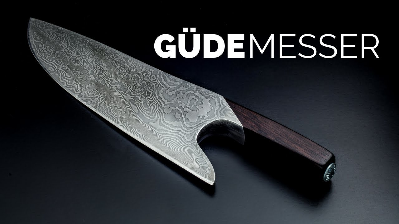 Güde Messer: Handwerk aus Solingen - chiara-kochlust.de
