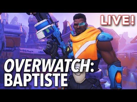 Overwatch New Hero Baptiste with Paul & Ethan