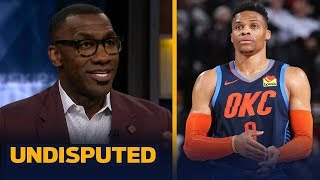 Russell Westbrook to Rockets 'isn't going to work'  — Shannon Sharpe | NBA | UNDISPUTED