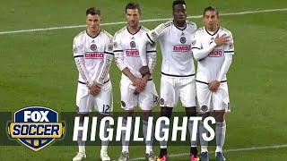 Video Gol Pertandingan Toronto FC vs Philadelphia Union