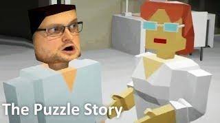 ТРЕБУЕТСЯ СВЕРХРАЗУМ ► The Puzzle Story