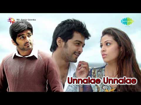 Unnale Unnale | Jukebox | Sadha, Vinay Rai | Tamil Movie Audio Jukebox