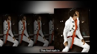 Elvis Presley - Fools Rush In (Where Angels Fear To Tread) take 9