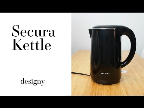 Secura Cool Touch Kettle Review