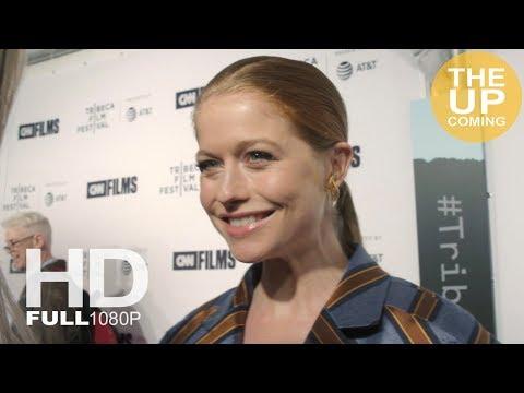 Genevieve Angelson interview at Love Gilda premiere – Tribeca Film Festival 2018