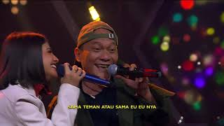 IWA K & SARA FAJIRA - MALAM INI INDAH