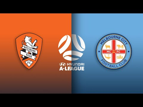 Brisbane Roar FC Vs Melbourne City FC Highlights   Round 6