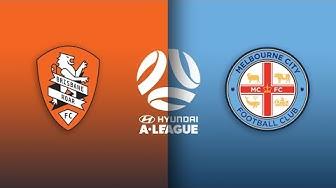 Brisbane Roar FC vs Melbourne City FC Highlights | Round 6