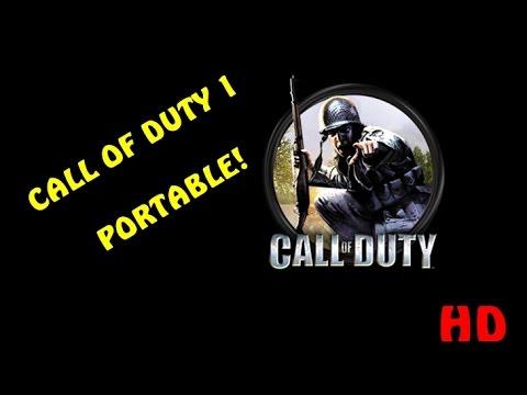 Descargar Call of Duty 1 portable- PC Comprimido 1 link (MEGA)