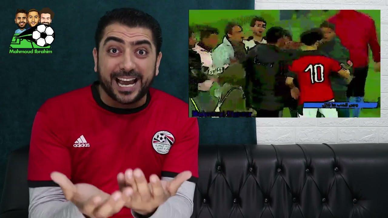 أسوأ لقطة في مباراة مصر وجزر القمر .. صلاح هيضيع