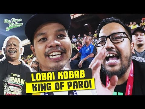 Lobai Kobab KING OF PAROI | N9 v Kedah | LIGA SUPER 2018 | #AkuTurunStadium