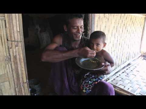 Food Eases The Suffering In Myanmar