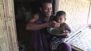 Food Eases The Suffering In Myanmar