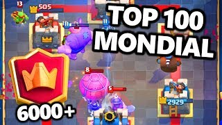 GAMEPLAY & ANALYSE TOP 100 MONDIAL || Géant - Chasseur