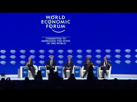Davos 2016 - The Global Security Outlook