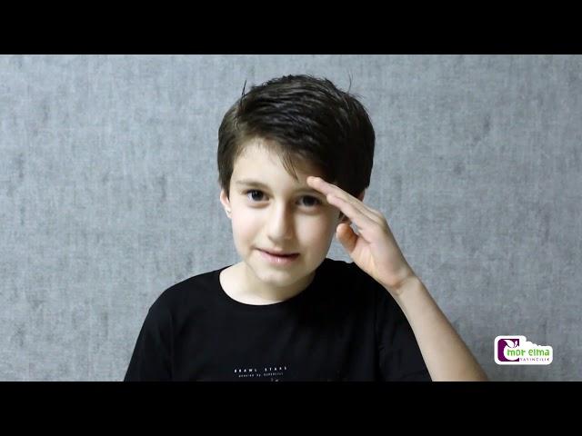 İşaret Dili - Merhaba - Okul Öncesi Eğitim