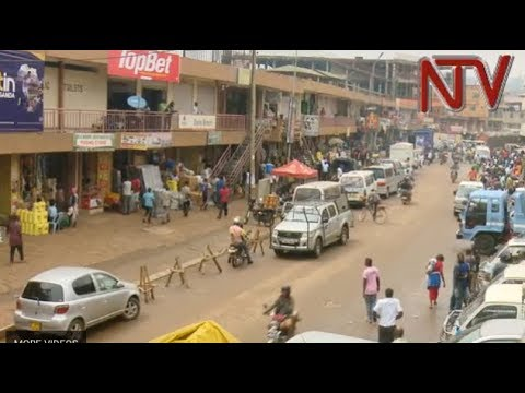 Former Kampala slums transformed into business hubs