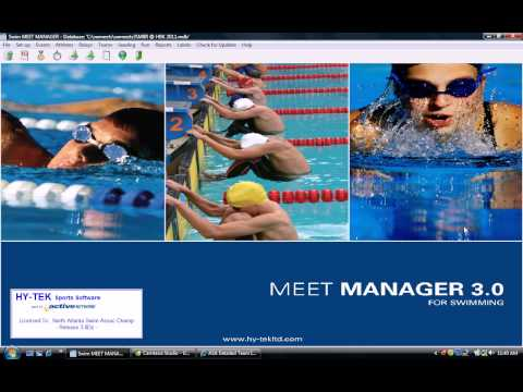 Meet Manager Overview