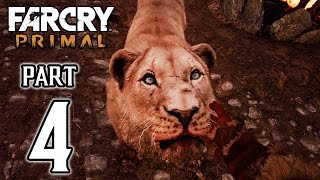 Far Cry Primal Walkthrough PART 4 (PS4) No Commentary Gameplay @ 1080p HD ✔