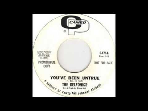 "The Delfonics   "" You've Been Untrue ""           (LIVE)"